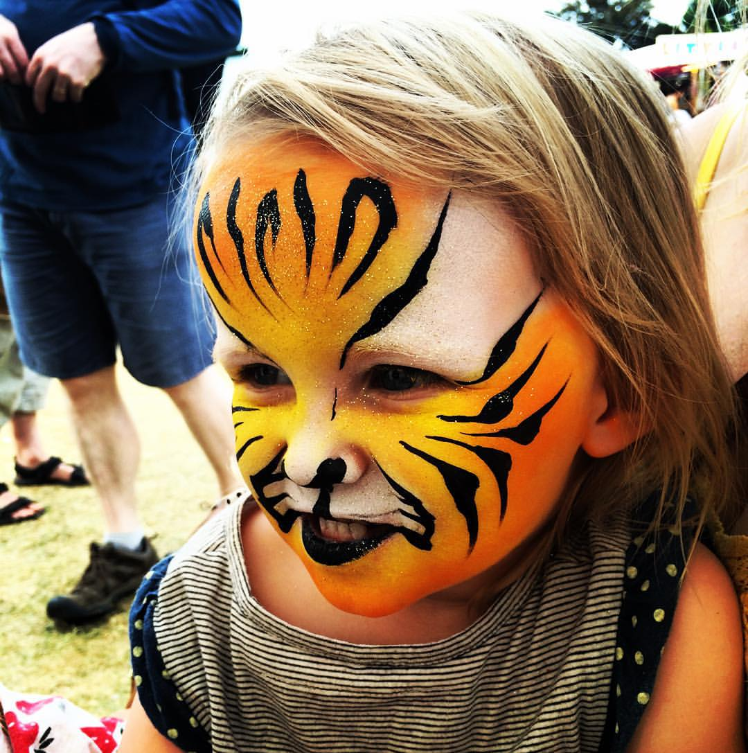 Most Popular Kids Face Painting Designs Colours Facepainting